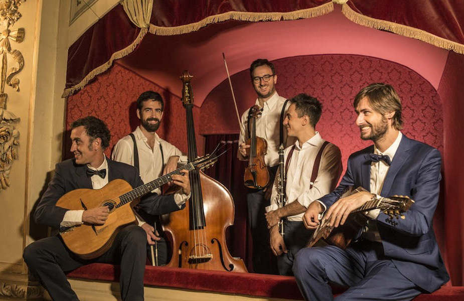 Four On Six Gypsy Jazz Band