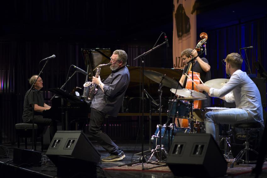 Sigurdur Flosason And Lars Jansson Trio